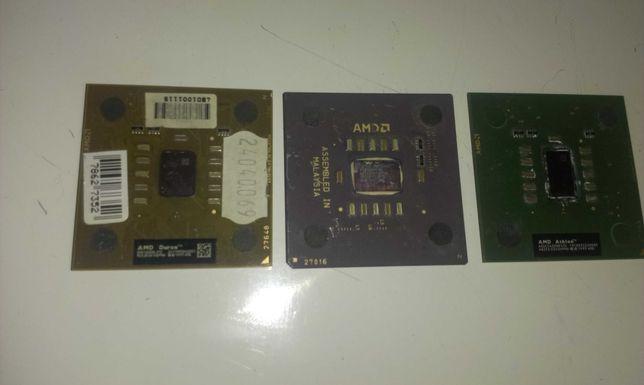 Procesoare Duron si Athlon de la AMD