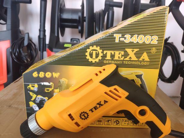 Электрическая дрель-шуруповерт Texa по супер цене!