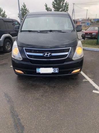 Услуги минивена на Hyundai Grand Starex