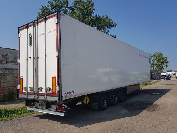 Semiremorca frigo Mega Schmitz doble deck Carrier maxima 1300 variante