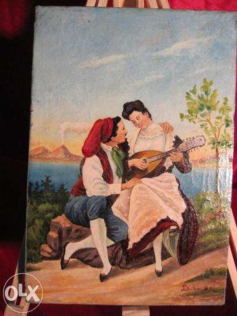 Vand tablou pictor maghiar