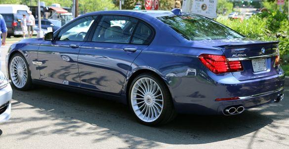 "Джанти за БМВ 18""19""20"" 5х120 Djanti za BMW Alpina E38 E39 E65 F01 E60 гр. София - image 2"