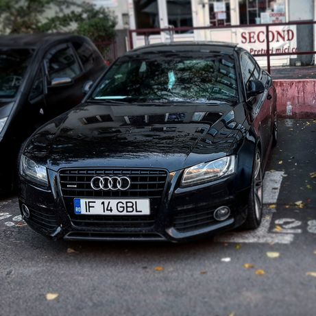 Audi A5  Quatrro