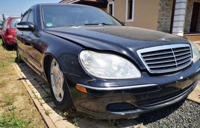 Capotă Mercedes w220 facelift