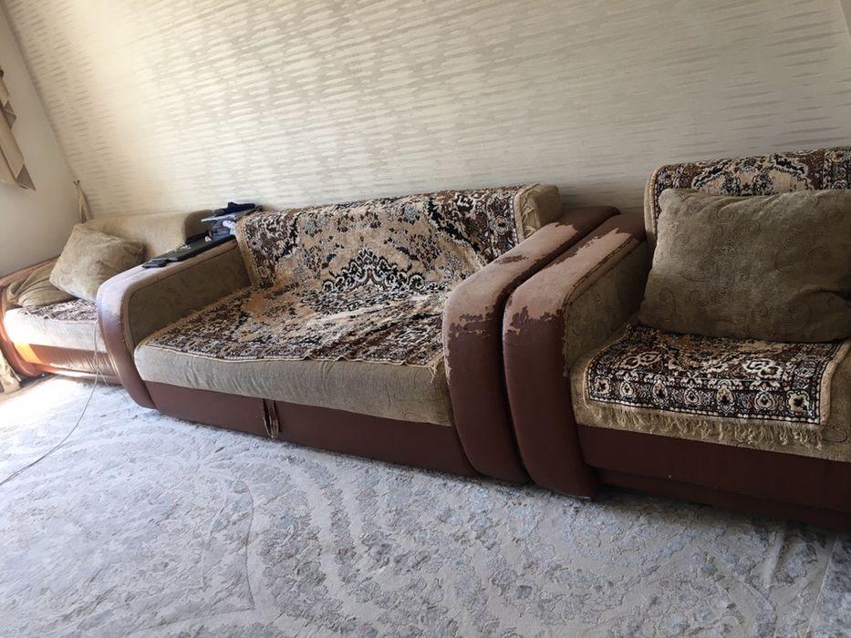 Два дивана и одно кресло Нур-Султан (Астана) - изображение 1