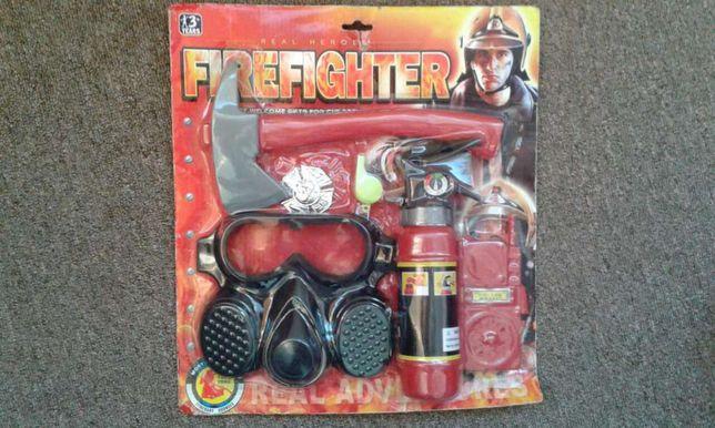 Set de pompier +3ani