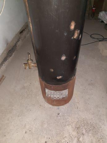 Титан 80 литр оцинковынный