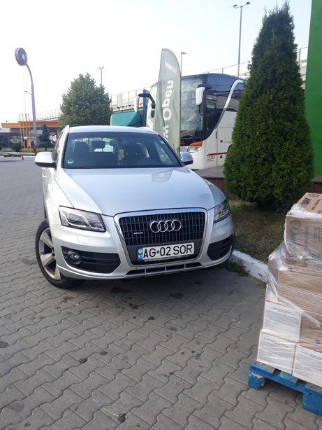 Vând Audi Q5