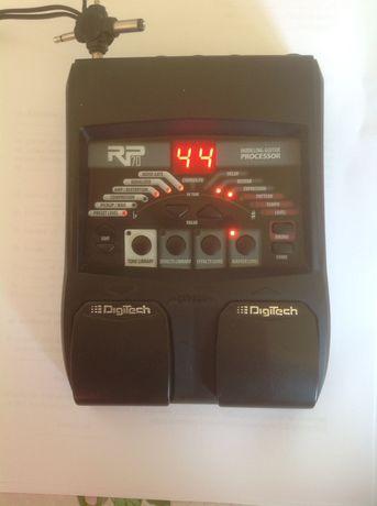 Procesor chitara Digitech RP 70 nou