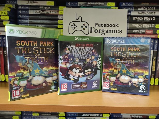 South Park The Stick of Truth PS4 Fractured But Whole Xbox One 360