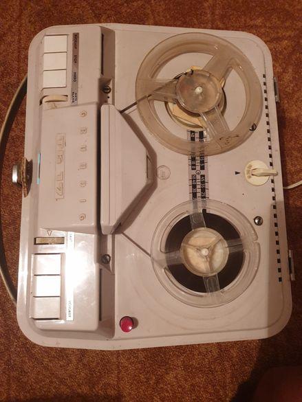 Лентов/ ролков магнетофон Grundig 17