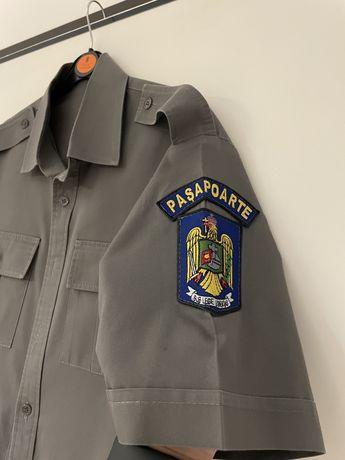 Cămașă Pașapoarte/Poliție de Frontieră