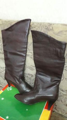 Обувь женская .Сапоги осень и зима.