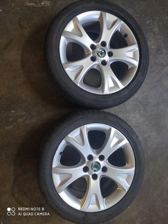 """Jante aliaj Skoda , Audi ,Volkswagen17"""" Palas"""