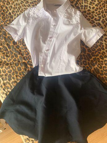 Школьная форма,блузки,сарафан, брюки, пиджак в отл сост, скидки