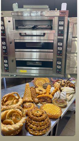 Хлебопекарная печь промышленная на выбор