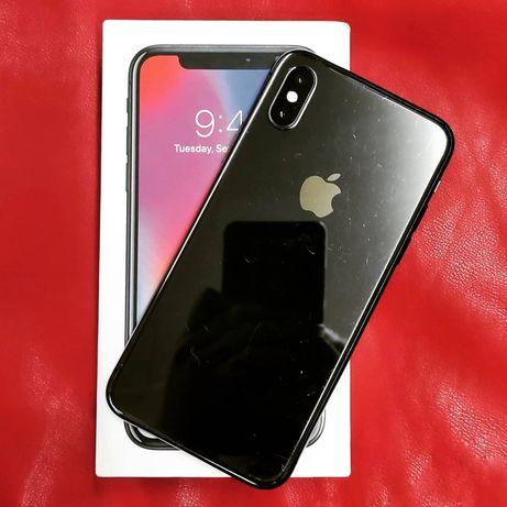 Iphone X 256gb в идеальном состоянии, гарантия