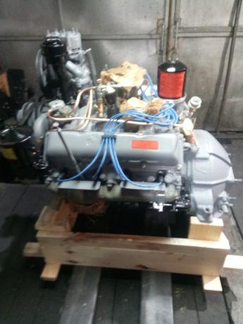 Двигатель ЗИЛ 130 , 131 , УРАЛ -375 КПП