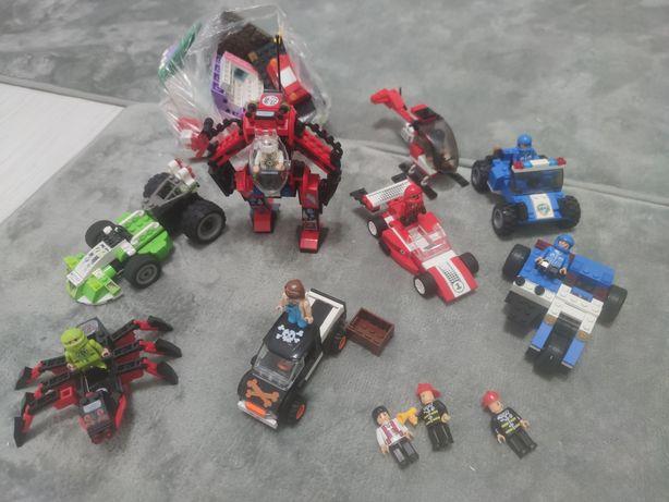 Vând lot jucarii tip lego