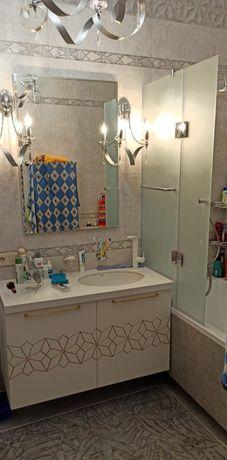 Акция!!! Стеклянный шторки для ванны! + Подарок!!!