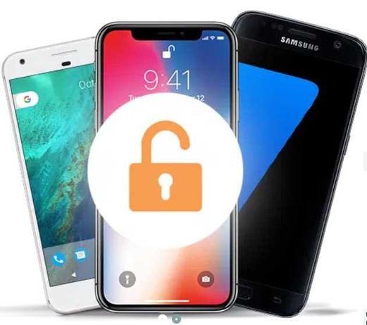 Decodare Samsung Huawei Iphone Orice Model Pe Loc