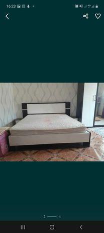 Спальный кровать новый