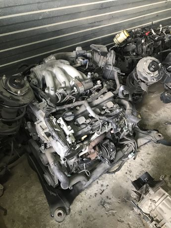Контрактный двигатель VQ23 на Nissan Teana, Cefiro 2.3 литра