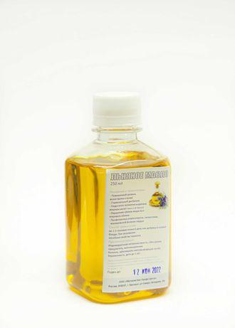 Льняное масло (натуральное)
