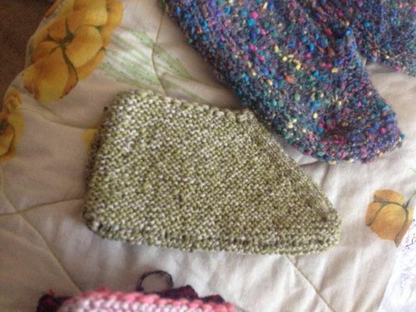 Чорапи . Супер са ! Домашно плетени и терлици