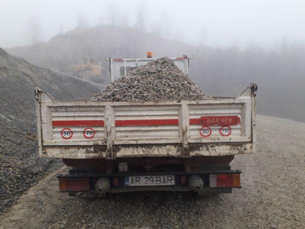 Piatră brută pt.construcții