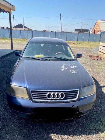 Audi A6 капля 1998