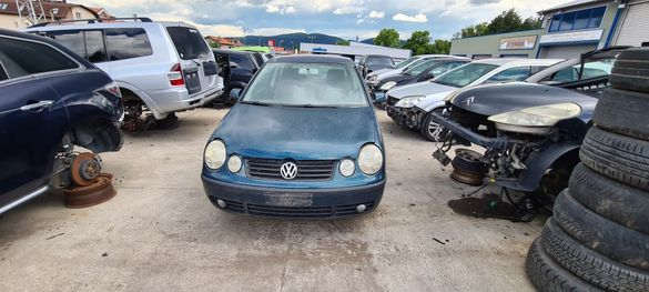 Volkswagen Polo 1.4 TDI на части