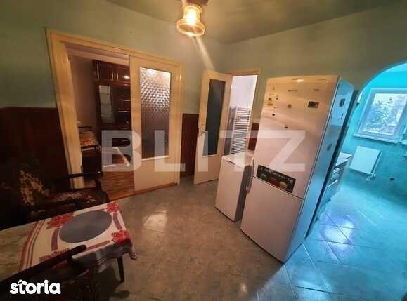 Apartament cu 3 camere, 60 mp, zona Dambu!