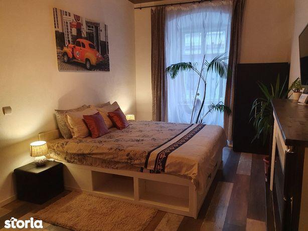 Închiriez apartament cu 1 camera, ultracentral