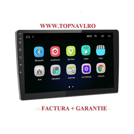 Navigatie android 9 10.2 inch vw audi a4 seat exeo bmw opel renault