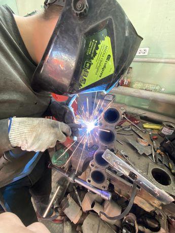 Бесплатное удаление катализатора. Прием и ремонт катализатора. Дорого.