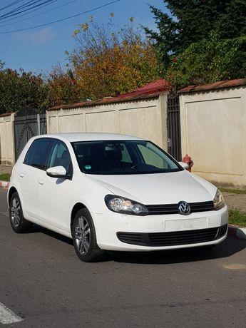 Volkswagen Golf 6 benzina 2010 Euro 5