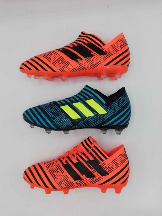 Ghete fotbal copii Adidas Nemeziz 17+ 360 Agility FG Bucuresti - imagine 1