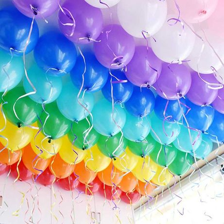 Балони с хелий за всякакви поводи