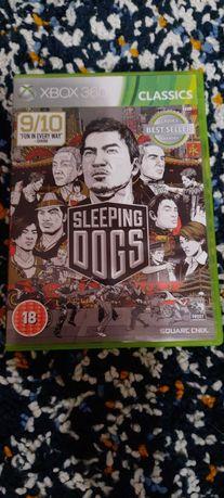 Joc X-box 360 - Sleeping Dogs