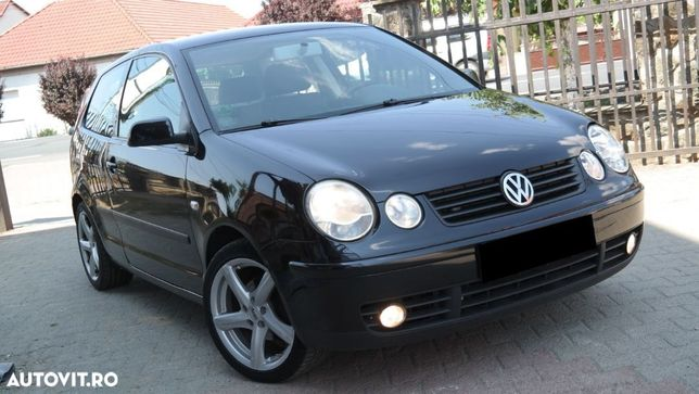 Volkswagen Polo an 2002, 1.4i (Benzina) Vw
