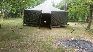 Палатка армейская военная зима- лето (демисезонная) Акция! +доставка