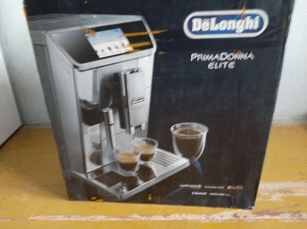 Кофемашина DeLonghi Ecam  650
