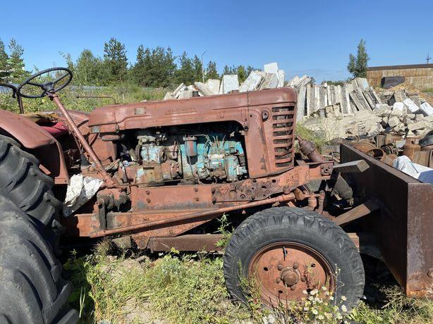Трактор мтз-5 раритет