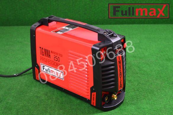 Професионален инверторен електрожен с аргон TIG-ММА 250А с гаранция