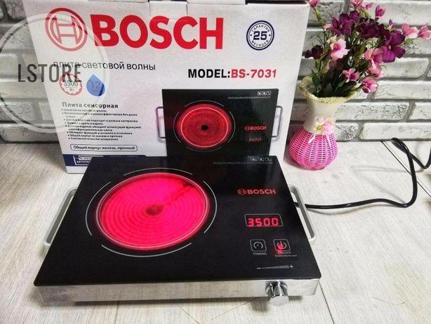 электрическая плита ,инфракрасная 3500вт Bosh