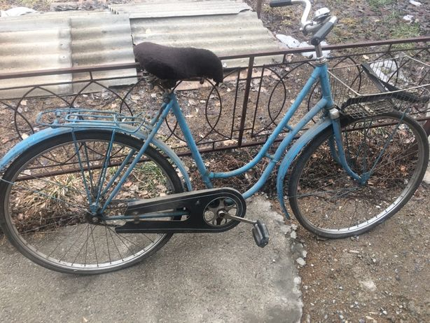 Продам велосипед Урал ссср