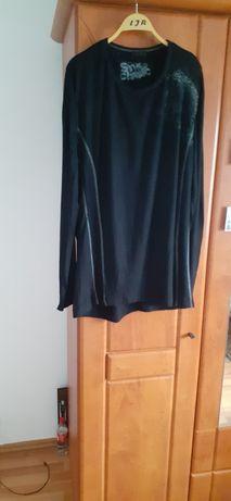 Tricou ( bluza ) bărbați  lung ,cu mânecă lungă-xxl