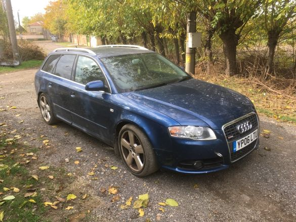 Audi a4 b7 s-line 2.0TDi Ауди а4 б7 2.0тди 140кс комби с-лине