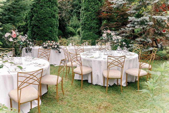 Mese si scaune pentru evenimente